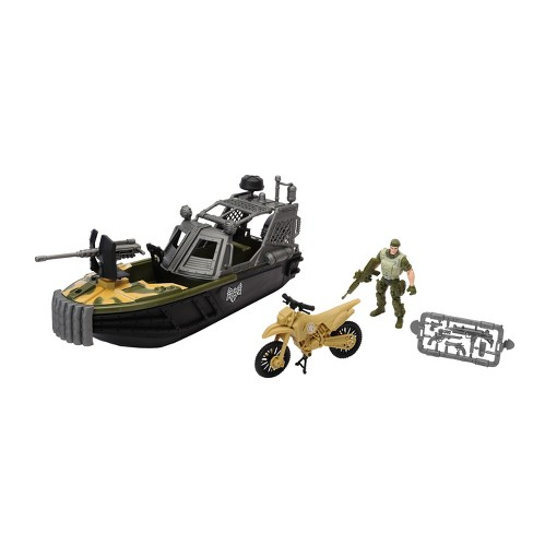 Hero Force Stealth Attach Boat - image 1 of 4
