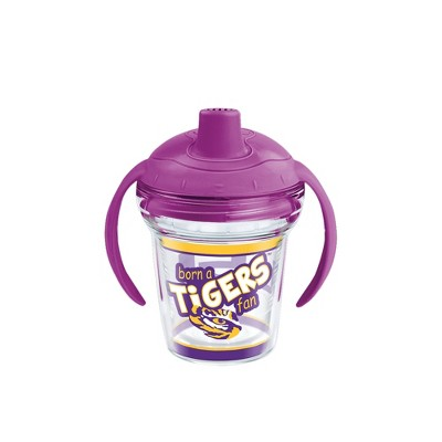 Tervis LSU Tigers Born A Fan 6oz Sippy Cup with Lid