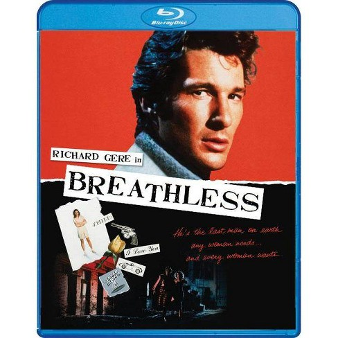 Breathless (Blu-ray) - image 1 of 1