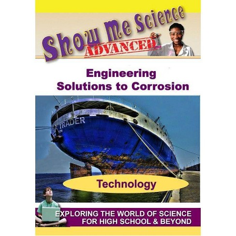 Engineering Solutions to Corrosion (DVD) - image 1 of 1