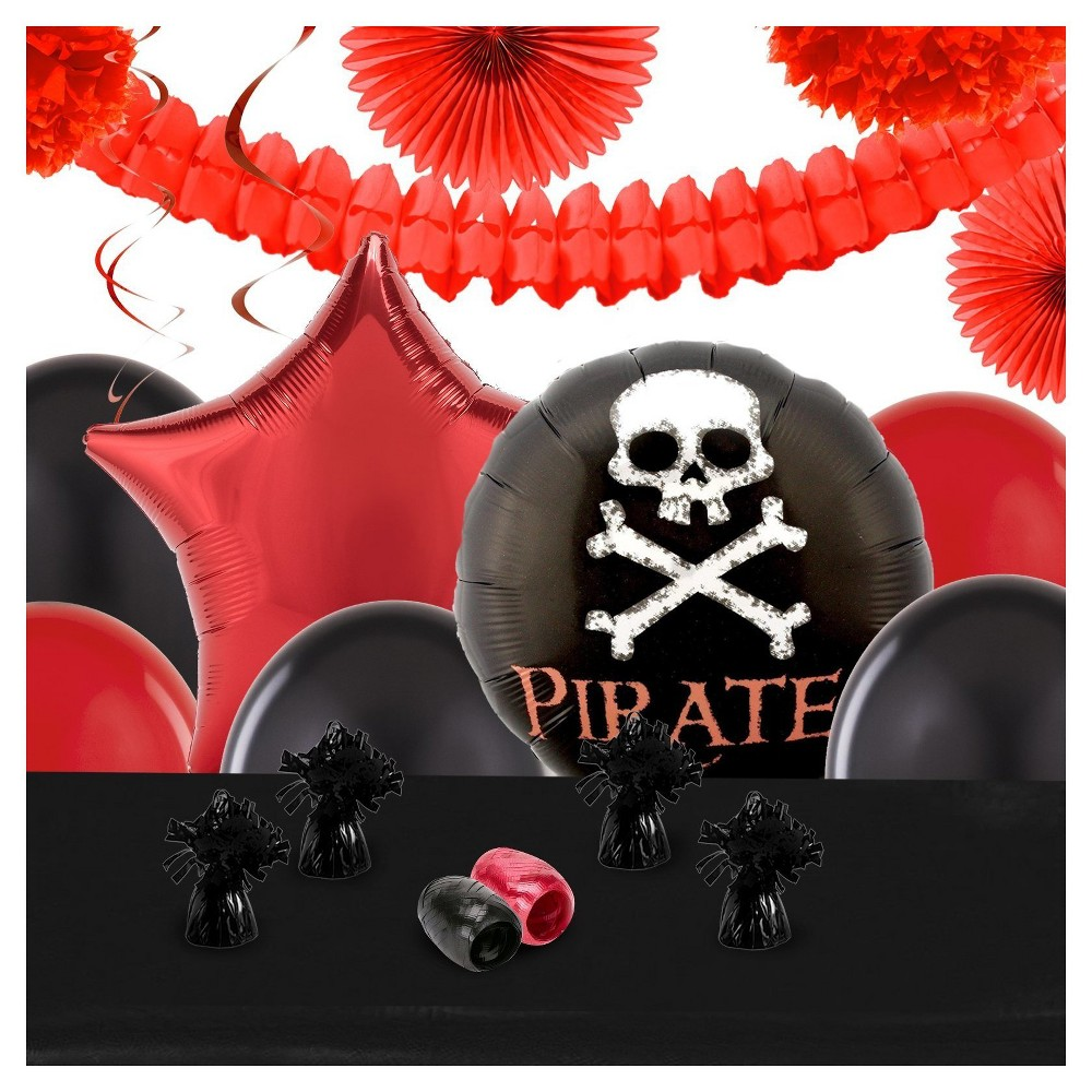 Pirates Party Decoration Kit