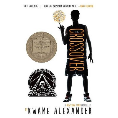 The Crossover - by  Kwame Alexander (Paperback)