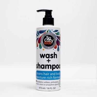 SoCozy Wash & Shampoo - 16 fl oz