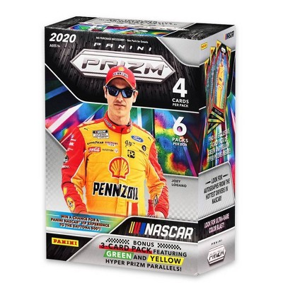 2020 Panini Nascar Prizm Racing Trading Card Blaster Box