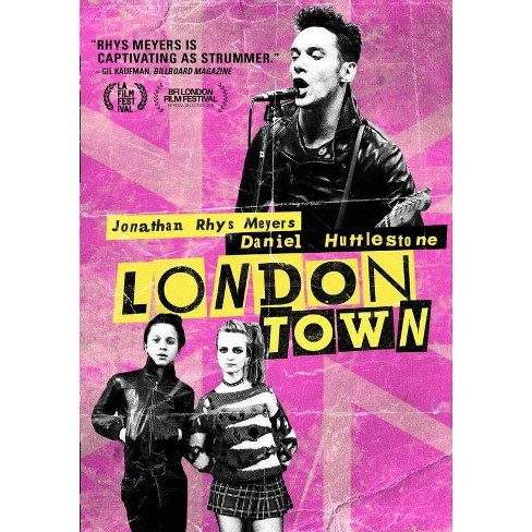 London Town (DVD) - image 1 of 1