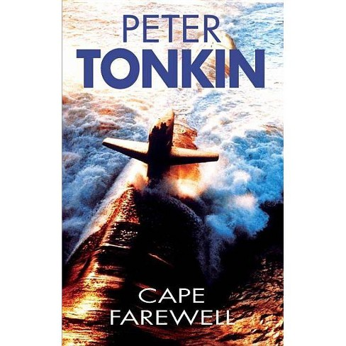 Cape Farewell - (Severn House Large Print) by  Peter Tonkin (Hardcover) - image 1 of 1
