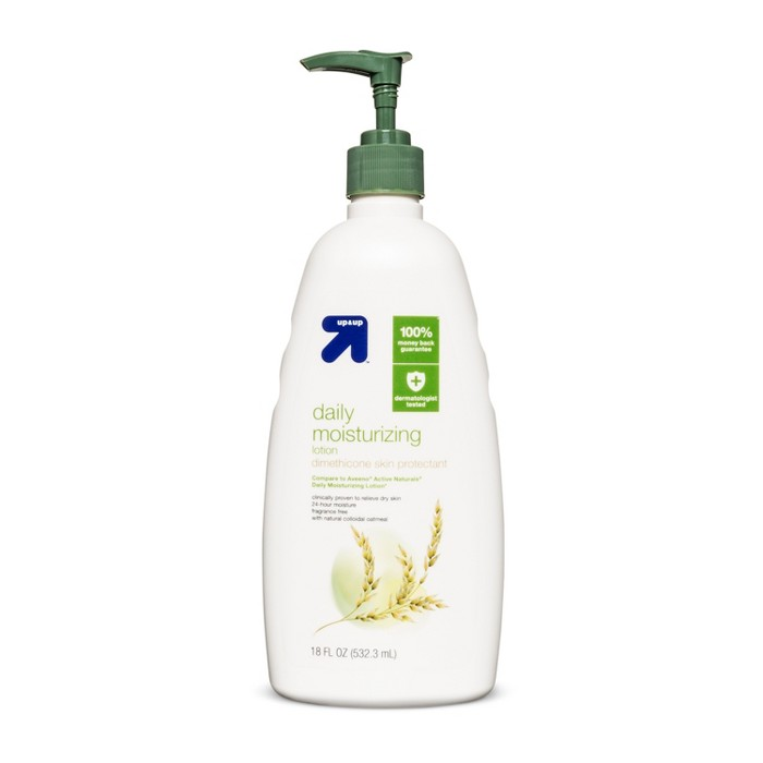 Unscented Daily Moisturizing Hand Lotion - 18oz - Up&Up™ : Target
