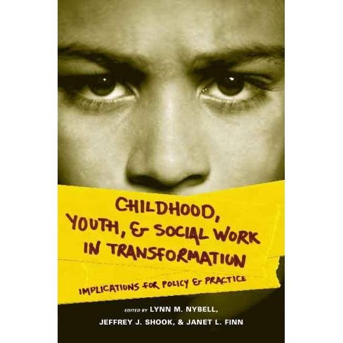Childhood, Youth, and Social Work in Transformation - (Hardcover) - image 1 of 1