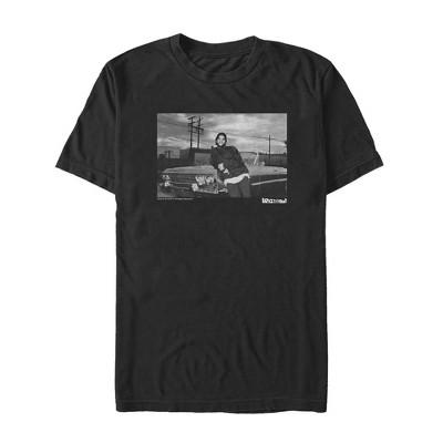 Men's Boyz n the Hood Doughboy Car Pose T-Shirt