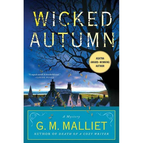 Wicked Autumn - (Max Tudor Novels) by  G M Malliet (Paperback) - image 1 of 1