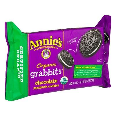 Cookies: Annie's Grabbits