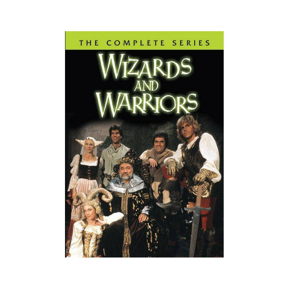 Wizards and Warriors: The Complete Series (DVD)(2014) Best