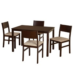 5pc Lucca Dining Set - Buylateral