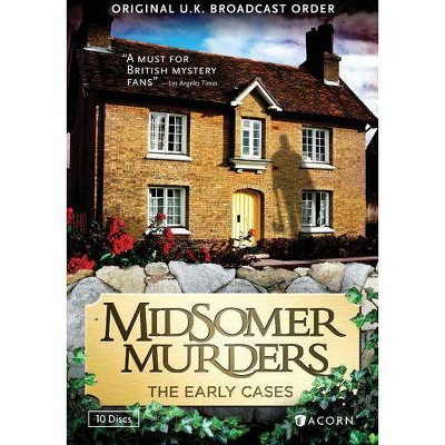 Midsomer Murders: The Early Cases (DVD)(2014)
