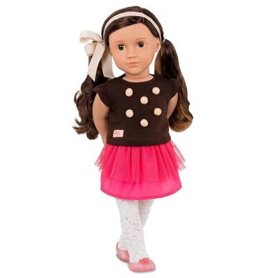 "Our Generation Avia 18"" Fashion Doll"