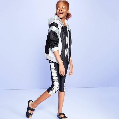 Girls' Activewear Leggings - More Than Magic™ Black S