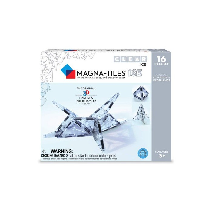 Magna-Tiles ICE Set - 16 Pcs - image 1 of 4