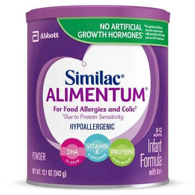 Similac Alimentum Infant Formula Powder with Iron - 12.1oz