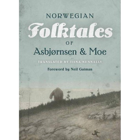 The Complete and Original Norwegian Folktales of Asbj�rnsen and Moe - (Hardcover) - image 1 of 1