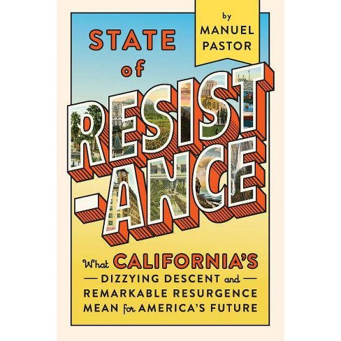State of Resistance - by  Manuel Pastor (Hardcover) - image 1 of 1