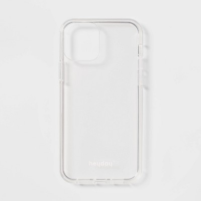heyday™ Apple iPhone 12/iPhone 12 Pro Phone Case - Clear