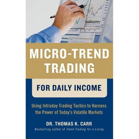 Micro-Trend Trading for Daily Income: Using Intra-Day Trading Tactics to Harness the Power of Today's - image 1 of 1