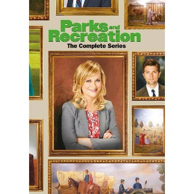 Parks and Recreation: The Complete Series (2020)(DVD)