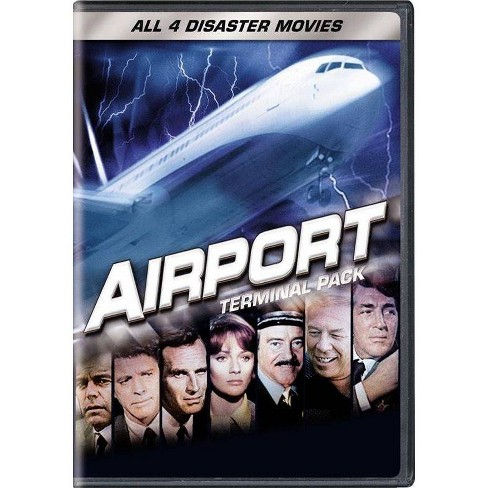 Airport Terminal Pack (DVD) - image 1 of 1