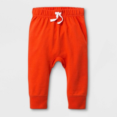 Baby Jogger Pull-On Pants - Cat & Jack™ Dark Orange