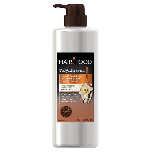 Hair Food Hair Milk Infused with Jasmine & Vanilla Fragrance Conditioner - 17.9 fl oz - image 1 of 4