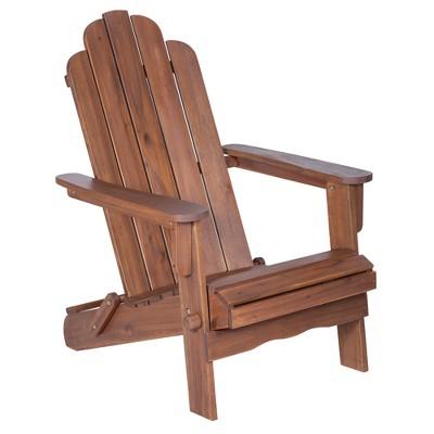 Adirondack Chair (Oil Finish) - Saracina Home