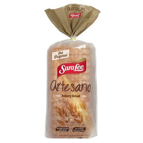 Sara Lee® Artesano Style Bread - 20oz - image 1 of 3