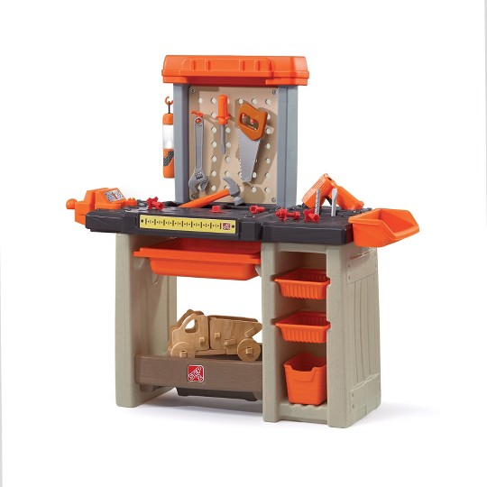 Step2 Handyman Workbench, play medical toys image number null