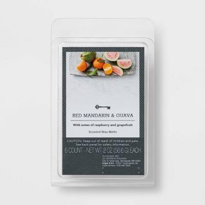 6ct Set Mandarin and Guava Wax Melt - Threshold™