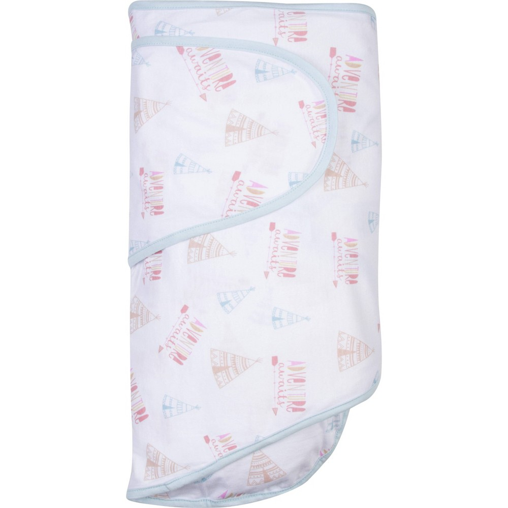 Image of Miracle Blanket Swaddle Wrap Adventure Awaits