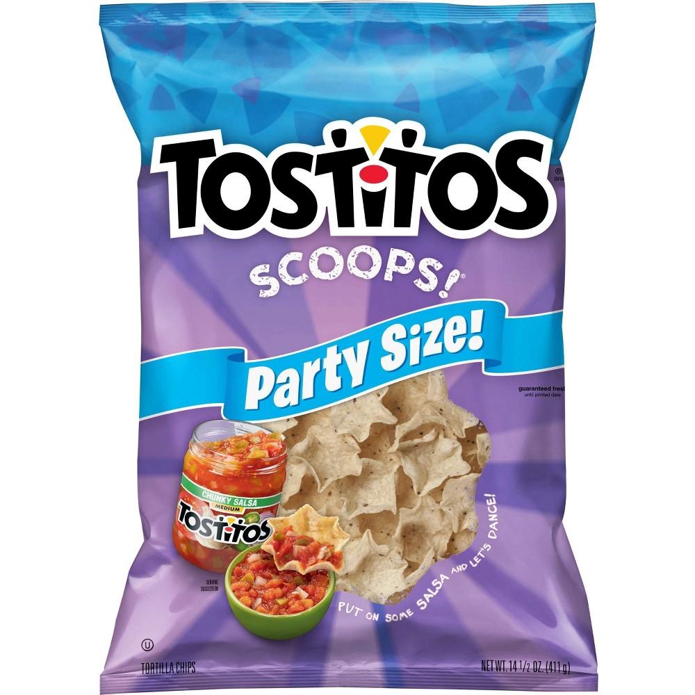 Tostitos Scoops Tortilla Chips 14 5oz