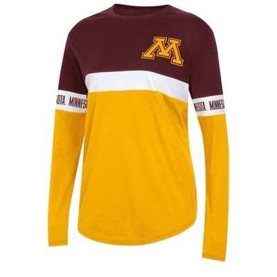 NCAA Minnesota Golden Gophers Women's Long Sleeve T-Shirt