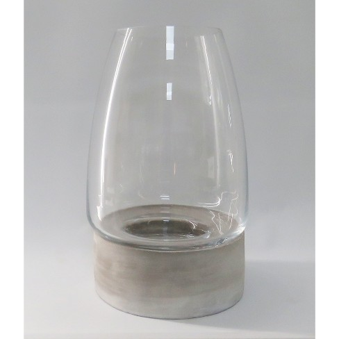 """11"""" Glass Outdoor Lantern - Project 62™ - image 1 of 3"""