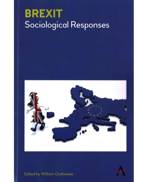 Brexit : Sociological Responses (Paperback) - image 1 of 1