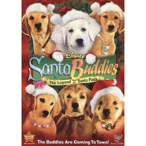 Santa Buddies (DVD) - image 1 of 1