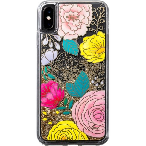 iphone xs case floral