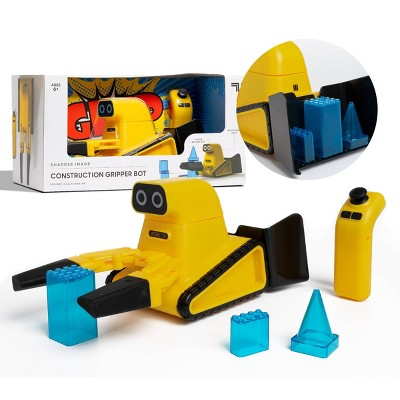 Sharper Image RC Construction Gripper Bot