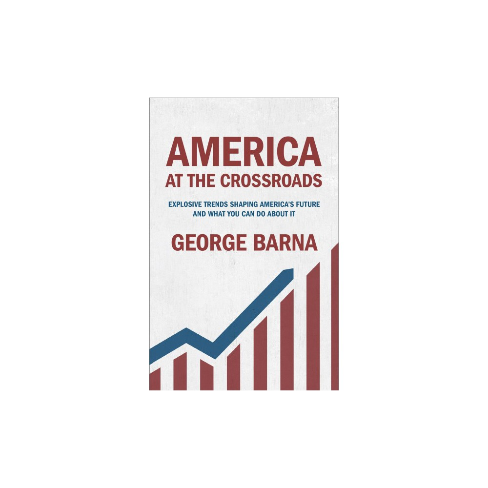 America at the Crossroads : Explosive Trends Shaping America's Future and What You Can Do About It