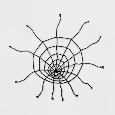 10' Giant Spiderweb Halloween Decorative Prop - Hyde & EEK! Boutique™