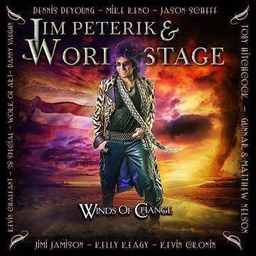 Jim Peterik - Winds Of Change (CD)
