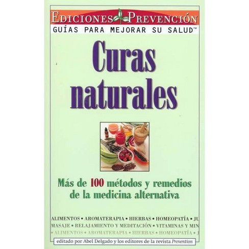 Curas Naturales - (Paperback) - image 1 of 1