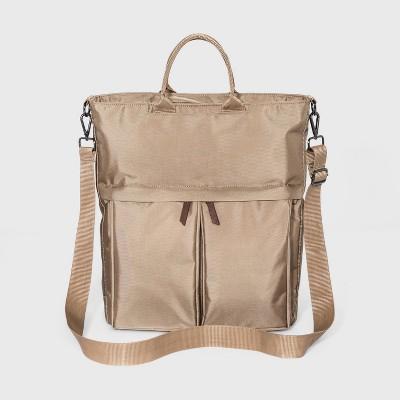 Men's Ballistic 3 in 1 Nylon Backpack - Goodfellow & Co™ Khaki