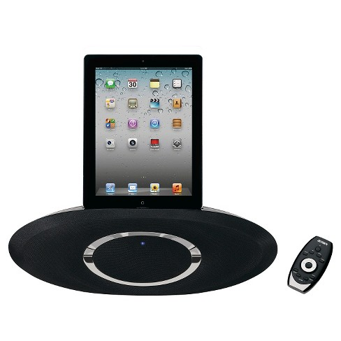 JENSEN® Docking Digital Music System for iPad, iPod and iPhone - Black (JiPS-310i ) - image 1 of 3