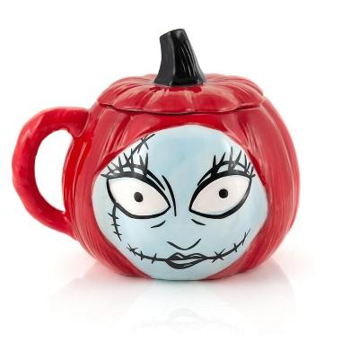 Seven20 Nightmare Before Christmas Sally Figural 26 Oz Ceramic Mug With Lid