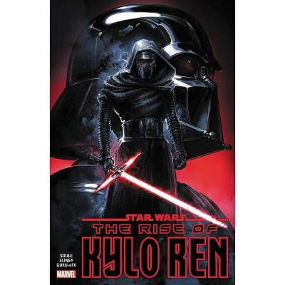 Star Wars: The Rise of Kylo Ren - (Paperback)